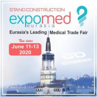 Expomed Eurasia 2020 Exhibition Banner