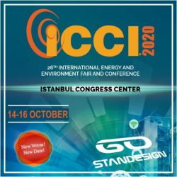 ICCI 2020 Istanbul Exhibition Banner