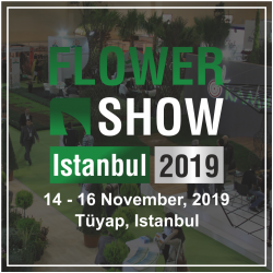 Flower Show Istanbul 2019