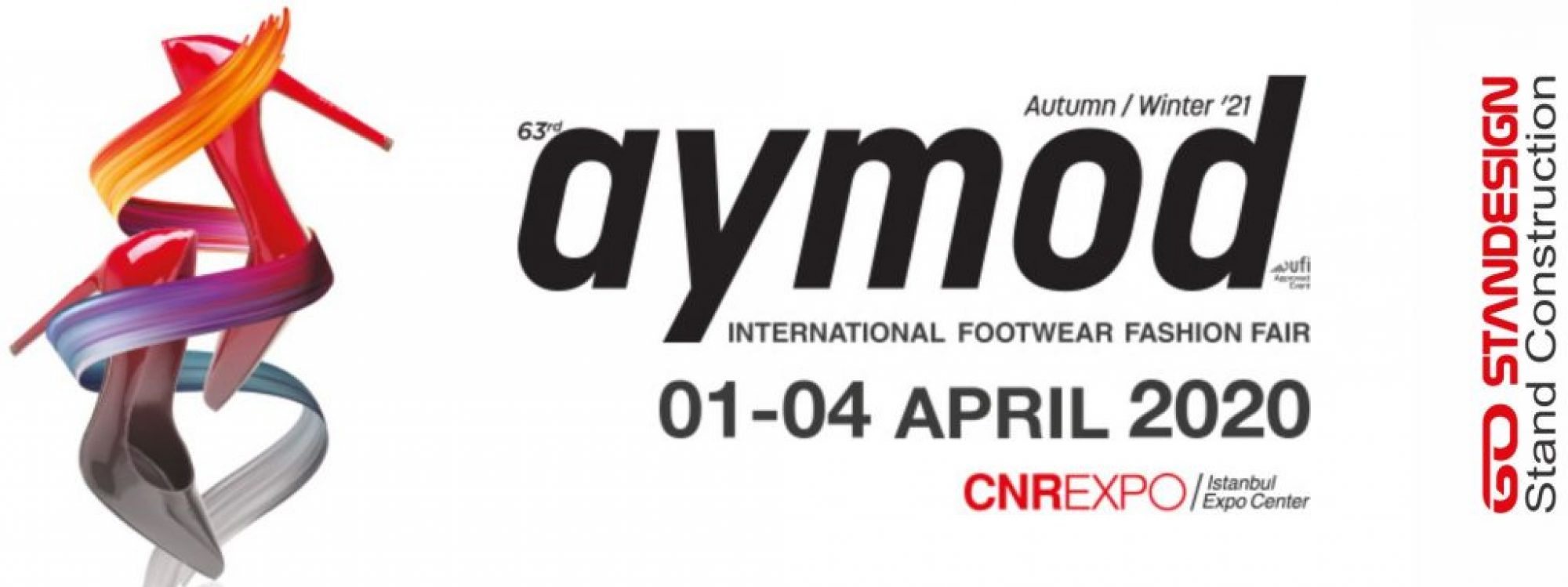 Turkey AYMOD 2020 Istanbul Trade Fair