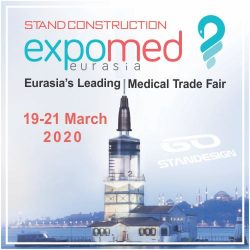 Expomed Eurasia 2020 Exhibition Istanbul