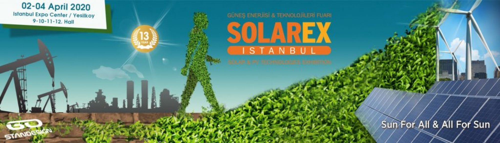 SOLAREX Istanbul 2020 International Solar Energy and Technologies Exhibition