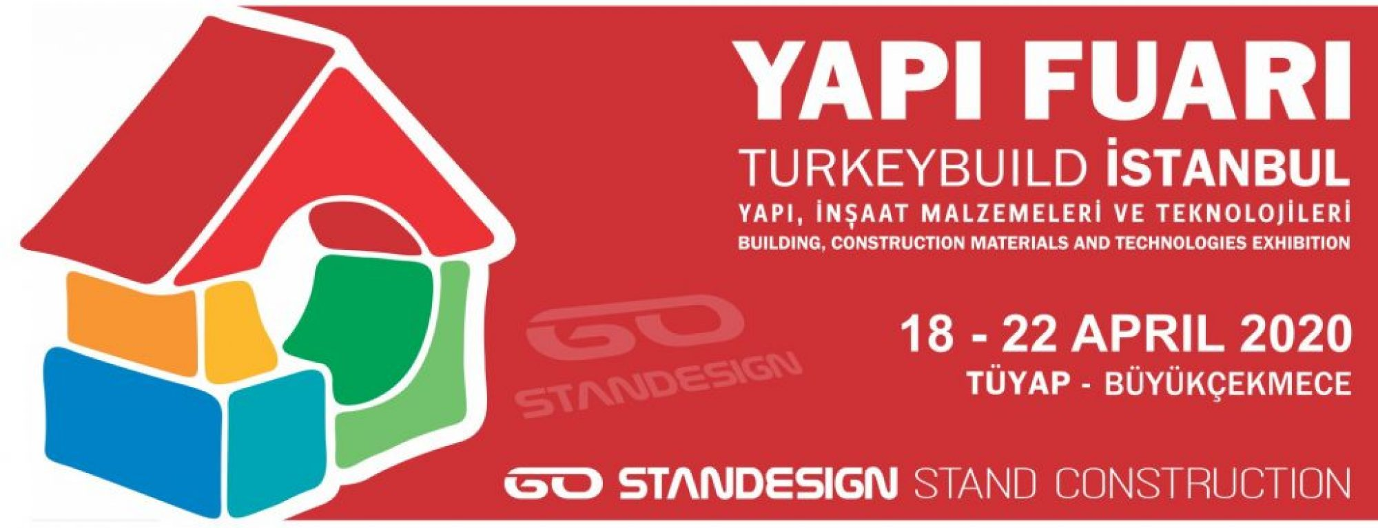 Yapi TurkeyBuild Istanbul 2020 International Building Materials and Technologies Fair Turkey