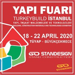 Yapi TurkeyBuild Istanbul 2020 International Building Materials and Technologies Fair