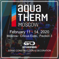 Aquatherm Moskva International Trade Fair 2020