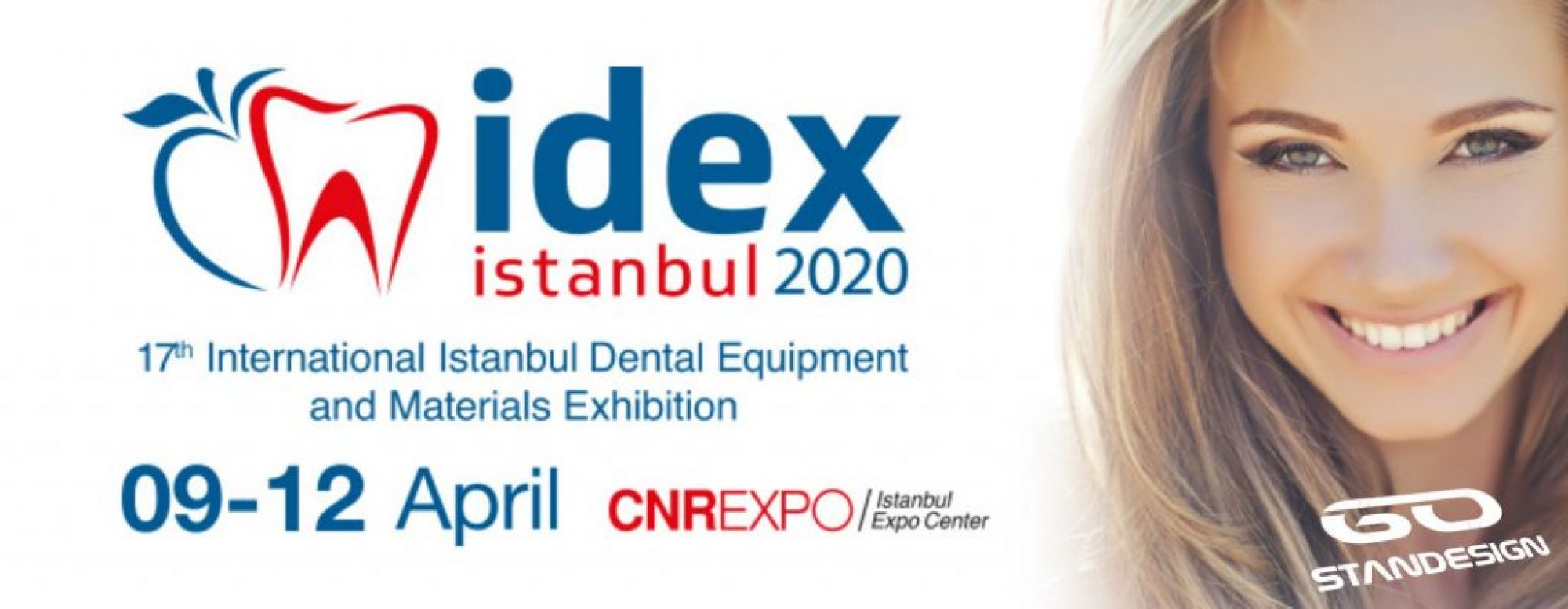 Trade Fair IDEX Istanbul 2020 Dental Equipment and Materials Exhibition Turkey