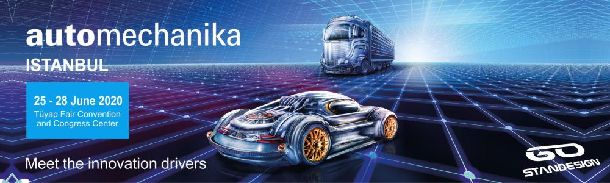 Automechanika Istanbul 2020 Exhibition Hero