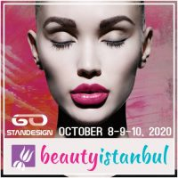 Beauty Istanbul 2020 Exhibition Banner