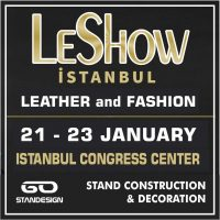 LeShow Istanbul 2021 - Leather and Fashion Fair - GO SAND DESIGN