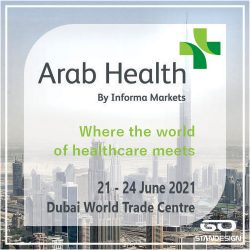 Arab Health 2021 Stand Design, Construction & Decoration