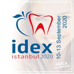 IDEX Istanbul 2020 Exhibition Banner