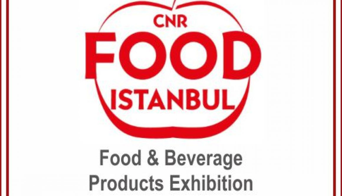 Food Istanbul 2020 Exhibition Banner